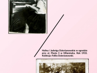 Halina iJadwiga Dzierżanowskie