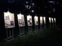 Widok nacałą wystawę Ogród Balladyny - Narodowe Czytanie 2020