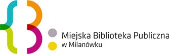 logo - Miejska Biblioteka Publiczna w Milanówku