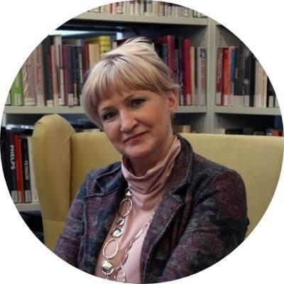 Ewa Szczepaniak Bibliotekarz