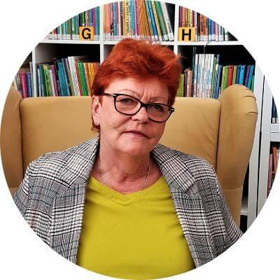 Teodora Gontarczyk Główna Księgowa